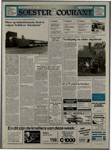 Soester Courant 1992-10-28