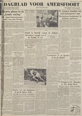 Dagblad voor Amersfoort 1948-07-17