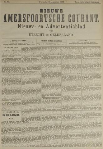 Nieuwe Amersfoortsche Courant 1893-08-16