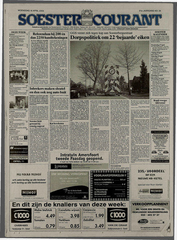 Soester Courant 2003-04-16