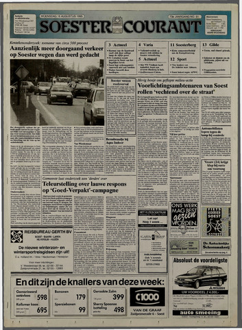 Soester Courant 1995-08-16