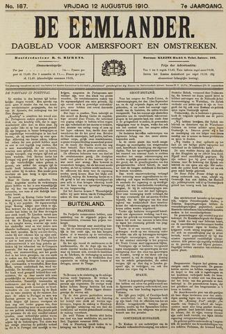 De Eemlander 1910-08-12