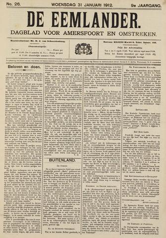 De Eemlander 1912-01-31