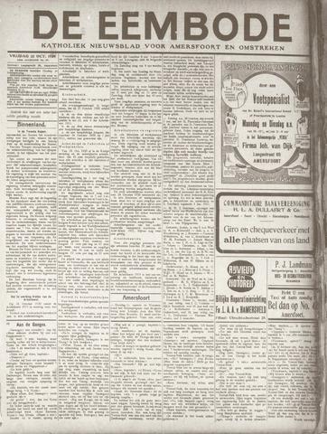 De Eembode 1920-10-22