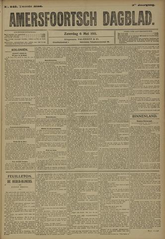Amersfoortsch Dagblad 1911-05-06