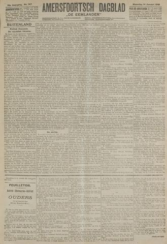 Amersfoortsch Dagblad / De Eemlander 1918-01-14