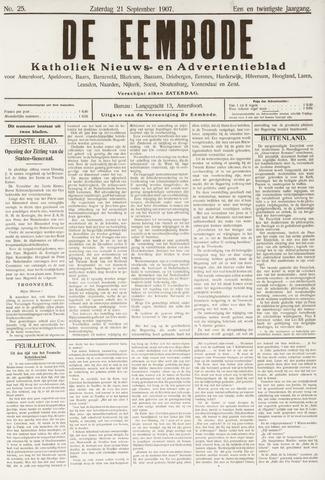 De Eembode 1907-09-21