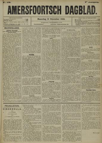 Amersfoortsch Dagblad 1908-12-14