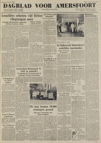 Dagblad voor Amersfoort 1949-01-10
