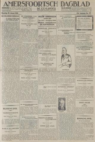 Amersfoortsch Dagblad / De Eemlander 1929-01-28