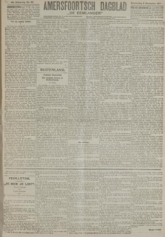 Amersfoortsch Dagblad / De Eemlander 1917-11-08