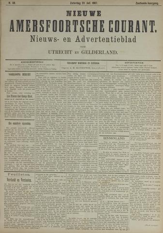 Nieuwe Amersfoortsche Courant 1887-07-23
