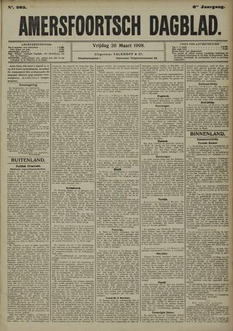Amersfoortsch Dagblad 1908-03-20
