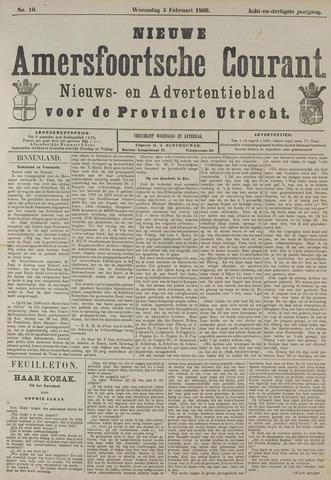 Nieuwe Amersfoortsche Courant 1909-02-03