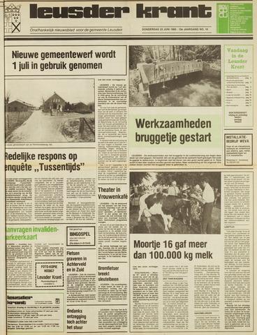 Leusder Krant 1983-06-23