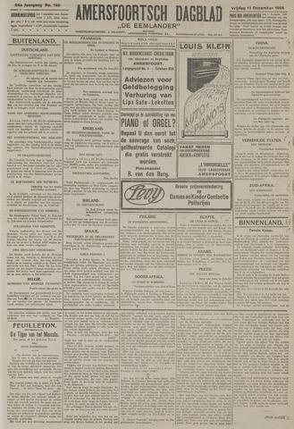 Amersfoortsch Dagblad / De Eemlander 1925-12-11