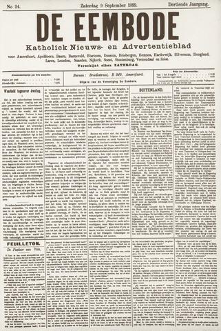 De Eembode 1899-09-09