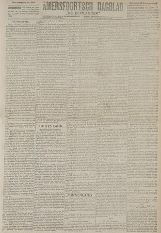 Amersfoortsch Dagblad / De Eemlander 1920-02-23