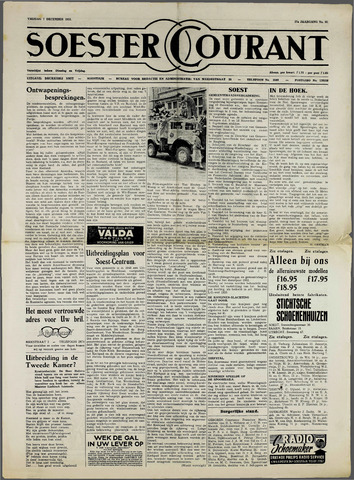 Soester Courant 1951-12-07