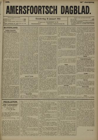 Amersfoortsch Dagblad 1912-01-18