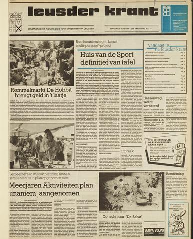 Leusder Krant 1988-07-05