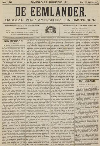 De Eemlander 1911-08-22