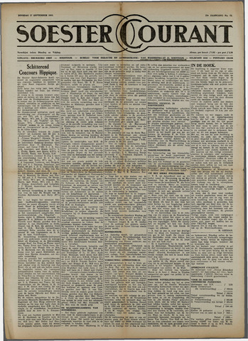 Soester Courant 1955-09-27