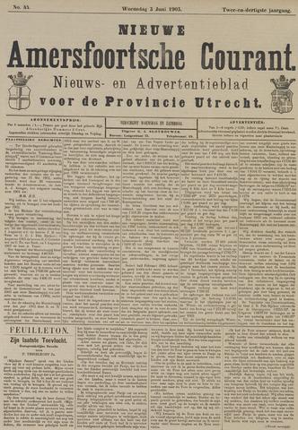 Nieuwe Amersfoortsche Courant 1903-06-03