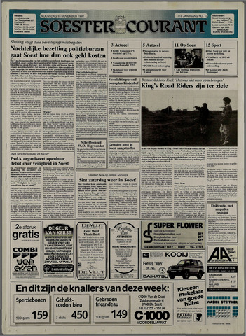 Soester Courant 1992-11-18