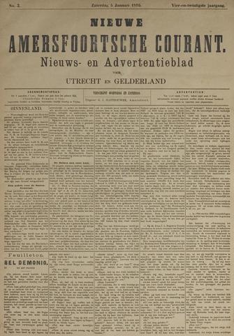 Nieuwe Amersfoortsche Courant 1895-01-05