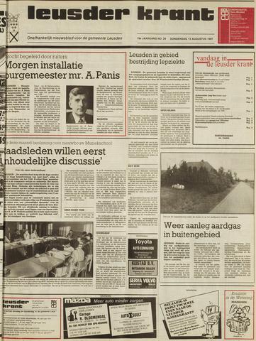 Leusder Krant 1987-08-13
