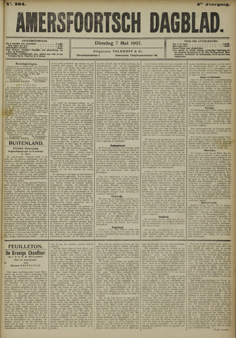 Amersfoortsch Dagblad 1907-05-07