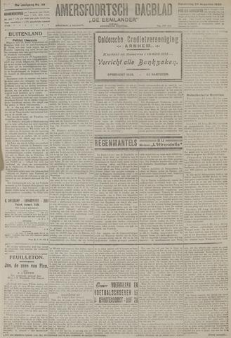 Amersfoortsch Dagblad / De Eemlander 1920-08-26