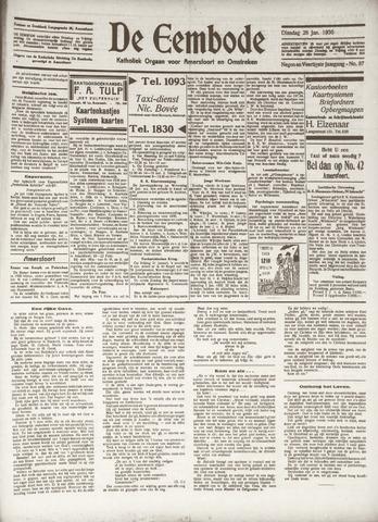 De Eembode 1936-01-28