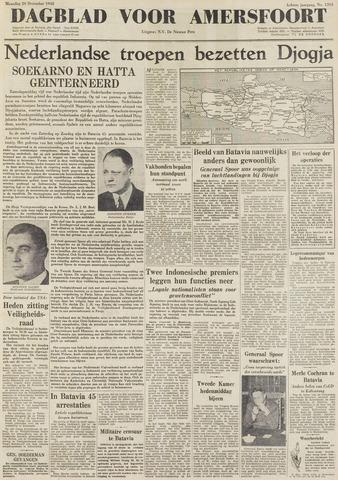 Dagblad voor Amersfoort 1948-12-20