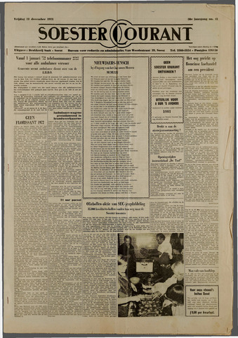 Soester Courant 1971-12-31
