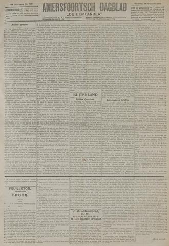 Amersfoortsch Dagblad / De Eemlander 1919-10-28