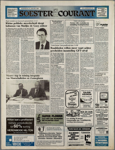 Soester Courant 1989-01-25