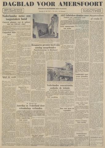 Dagblad voor Amersfoort 1947-05-31
