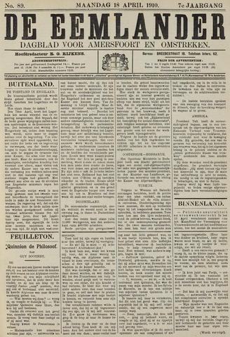 De Eemlander 1910-04-18