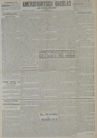 Amersfoortsch Dagblad / De Eemlander 1921-01-06