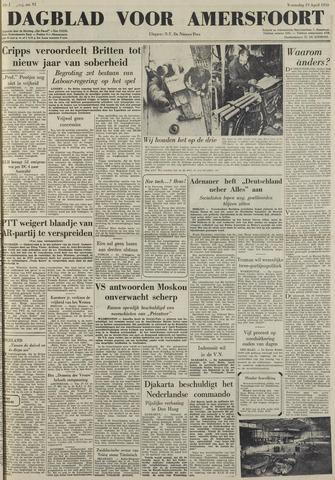 Dagblad voor Amersfoort 1950-04-19