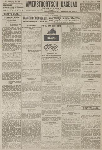Amersfoortsch Dagblad / De Eemlander 1926-06-10
