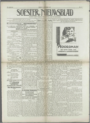 Soester Courant 1932-11-11