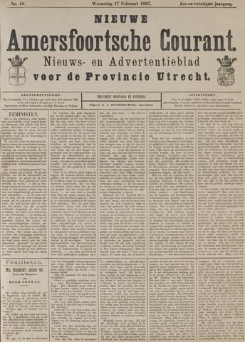 Nieuwe Amersfoortsche Courant 1897-02-17