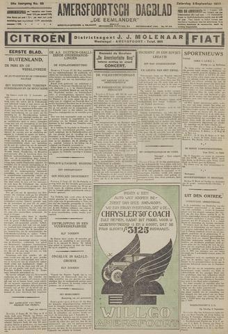 Amersfoortsch Dagblad / De Eemlander 1927-09-03