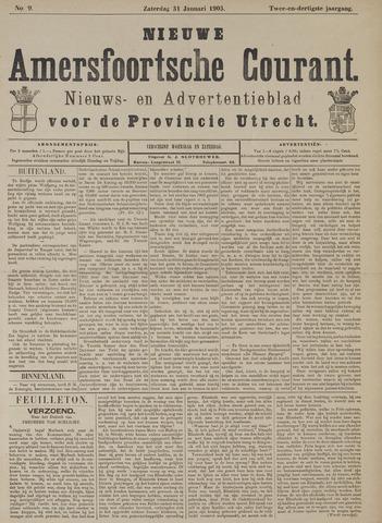 Nieuwe Amersfoortsche Courant 1903-01-31