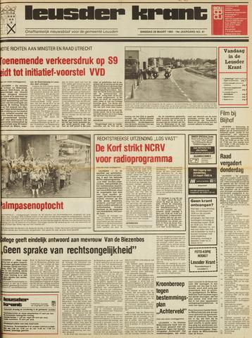 Leusder Krant 1983-03-29