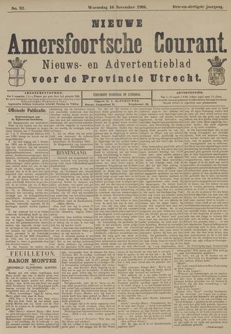Nieuwe Amersfoortsche Courant 1904-11-16