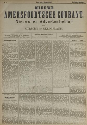 Nieuwe Amersfoortsche Courant 1887-01-08